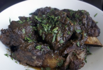 Crock Pot Short Ribs With Pomegranate Molasses