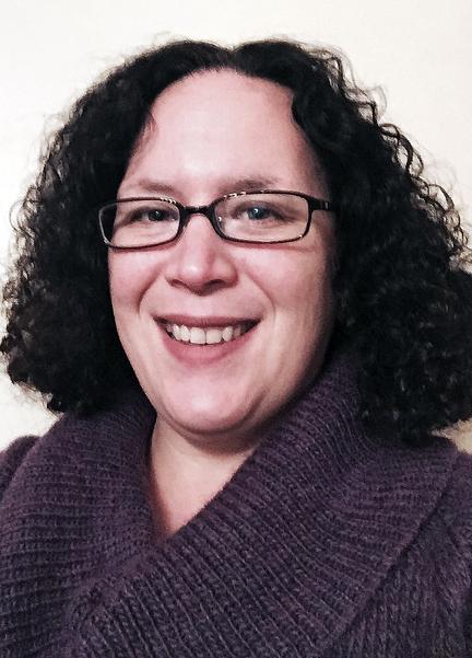 Cantor Jenna Greenberg