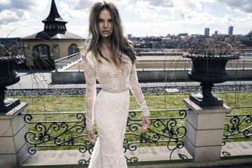 A Berta Bridal dress