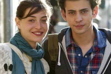 Danielle Kitzis and Tawfeek Barhom in A Borrowed Identity (Eitan Riklis/Strand Releasing)