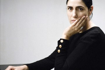 Ronit Elkabetz co-wrote, co-directed, and stars in Gett: The Trial of Viviane Amsalem (Music Box Films)