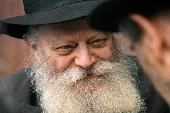 The Rebbe: Rabbi Menachem Mendel Schneerson, 1902-1994