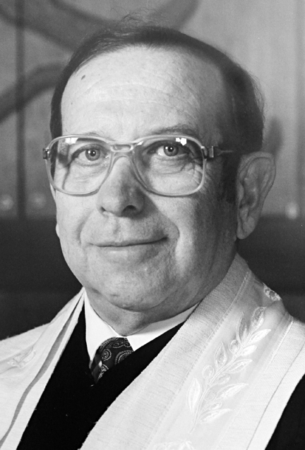 Rabbi Lloyd Goldman, 1983-1995