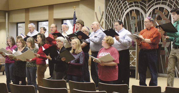 The Dayton Jewish Chorale