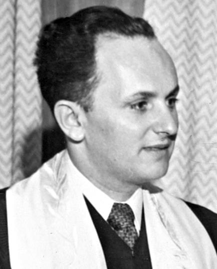 Rabbi Selwyn Ruslander, 1911-1969
