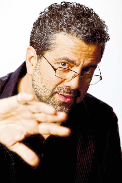 Director Shemi Zarhin