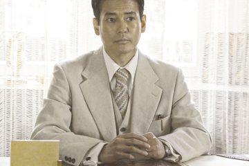 Toshiaki Karasawa as Chiune Sugihara in Persona Non Grata