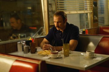 Liev Schreiber as Chuck Wepner in the film Chuck. Sarah Shatz/IFC Films.