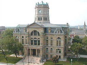 Butler County, Ohio Courthouse