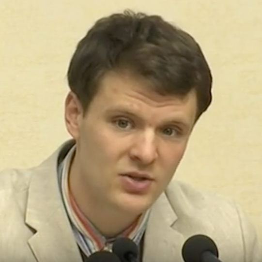 Otto Warmbier. YouTube.