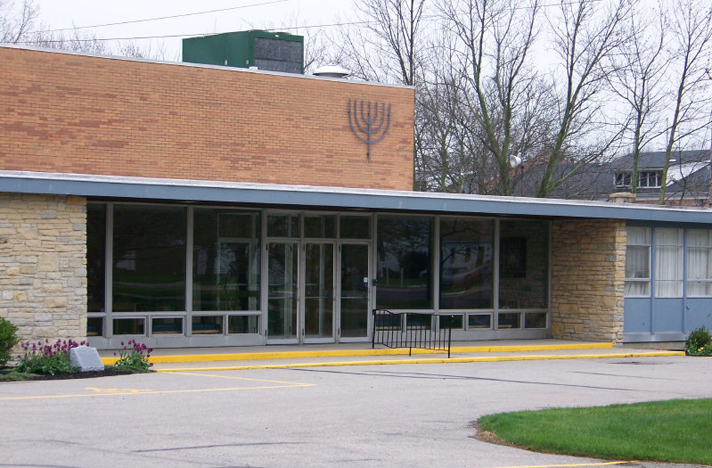 Temple Sholom, Springfield, Ohio
