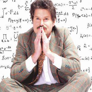 Jack Fry as Albert Einstein