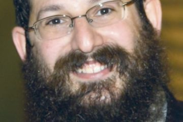 Rabbi Nochum Mangel, Chabad of Greater Dayton