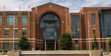 The Ohio Union at Ohio State University. OSU.