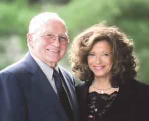 Anschel 'Charlie' & Renate Frydman