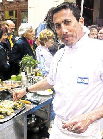 Chef Morris Zrihen
