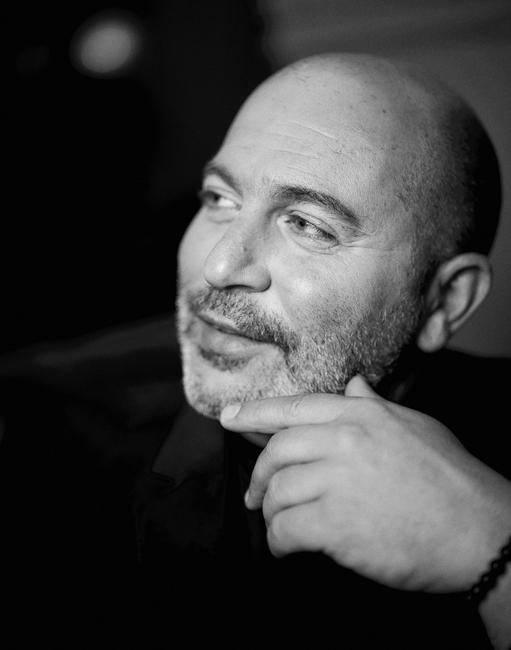 Lior Raz, co-creator and star of the Israeli drama series Fauda. Photo: David Zimand.