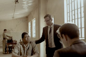 An Act of Defiance recreates Bram Fischer's exploits as lead defense attorney for the Rivonia Trial. Photo: Menemsha Films.