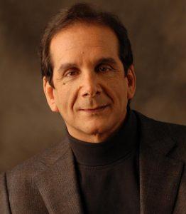 Charles Krauthammer, 1950-2018