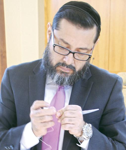Rabbi Yochanan Salazar
