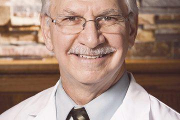 Dr. Jules Sherman. Photo: Ohio's Hospice of Dayton.