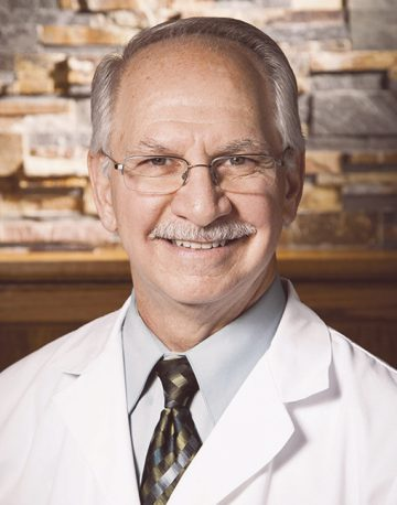 Dr. Jules Sherman. Photo: Ohio's Hospice of Dayton.