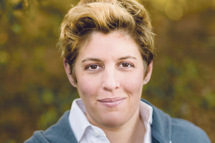 Sally Kohn. Photo: Paul Takeuchi.