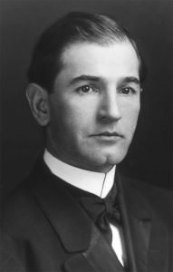 Rabbi David Lefkowitz served Temple Israel from 1900 to 1920. Photo: Dayton History.