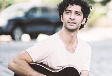 Composer/performer Noah Aronson