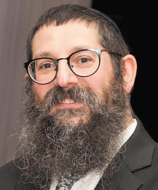 Rabbi Nochum Mangel. Photo: Mendy Fedotowsky.