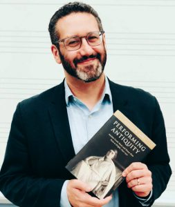 Sam Dorf and his new book