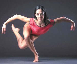 Dayton Ballet dancer & Dayton Dance Initiative founder Jocelyn Green