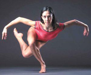 Dayton Ballet dancer & Dayton Dance Initiative founder Jocelyn Green