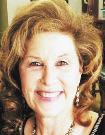 Lori Gilbert-Kaye was murdered protecting her rabbi at the Chabad of Poway shooting. Photo: Facebook.