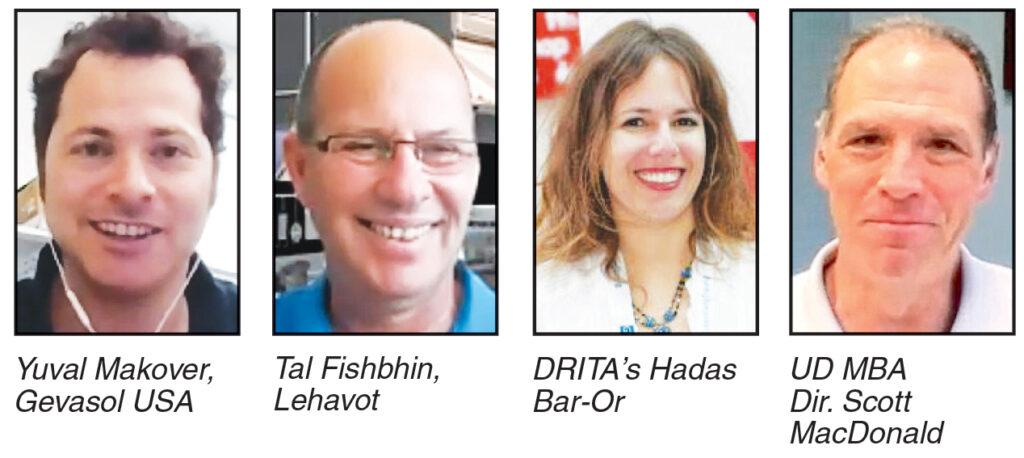 Israeli tech companies leverage UD's MBA program for U.S. market studies